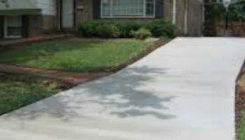 Corpus Concrete driveways