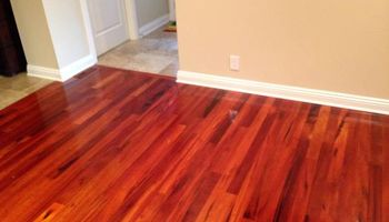 Carl Wheeler floors. HARDWOOD And LAMINATE FLOORING