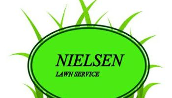 Nielsen Lawn Service. $25-$45 - average mowing!
