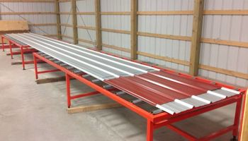 Metal roofing (several colors in stock)