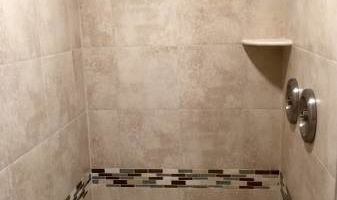 Custom Tile Design, Installation & Repair