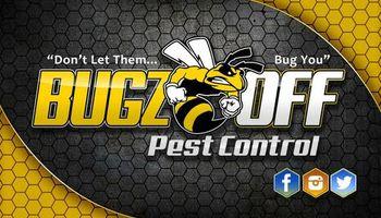 BUGZ-OFF PEST CONTROL (Interior/Exterior Treatment)