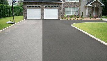 Paver sealing/concrete driveway