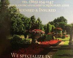 Gilileo's Landscaping Service