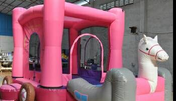 Bounce houses / inflatables for rent