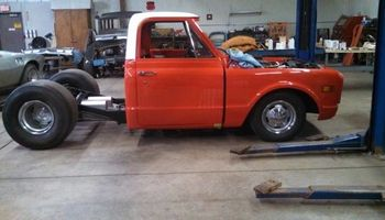 Vintage Car Service. Frame Off Restorations. Great Rates!!! NOW!