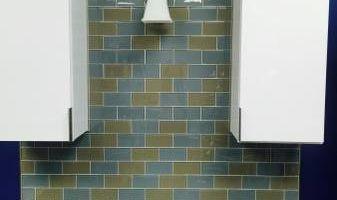 Kitchen & Bath Solutions. Backsplash tile + installation
