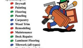 Handy Man - Construction Certified