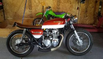 Classic motorcyle and snowmobile repair and resortation