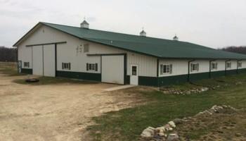 Full-Service Horse Boarding Facility