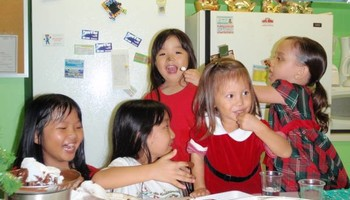 Nuuanu Preschool. Licensed Child Care in Town