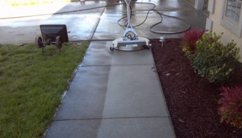 Pressure washing. TH Commercial Cleaning
