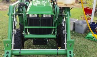 Light tractor work $50 per hour
