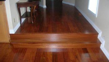 Hardwood Floor Refinishing & Installation