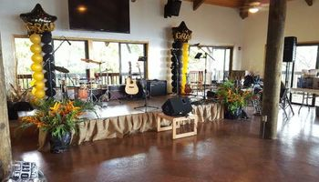 Got a party? Need entertainment and/or a sound system? Book us today!