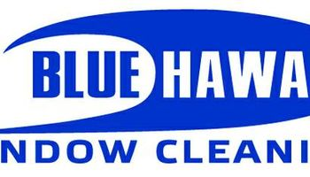 Blue Hawaii Window Cleaning. AWARD WINNER !