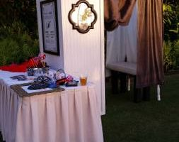 Photo Booth rentals -  quality DSLR camera, touch screen.