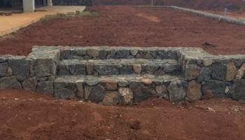 Natalie Koli Masonry Contractor (Columns, Entrance walls, Tile walls, Stone walls, Rock stairs)