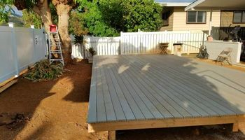 DECK BUILDING, DESIGN & REFINISHING