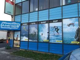 The Wind is UP! KITE board kitesurf w/ 17 year pro school