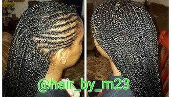 Under $85 Protective styles