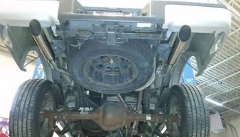 Stanford Motorsports. Custom Exhaust and repair