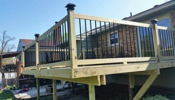 Deck builders. Richey Construction