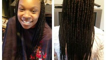 Cheap braids Quality styles starting at $25!