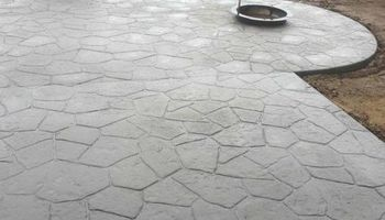 CONCRETE ALL TYPES - flatwork and stamped
