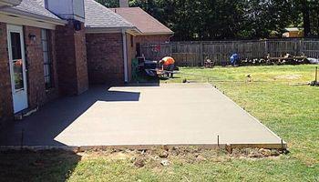 Concrete ! Concrete ! Concrete !
