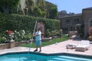 Sunnyside Pools - pool cleaning, repairs and monthly service