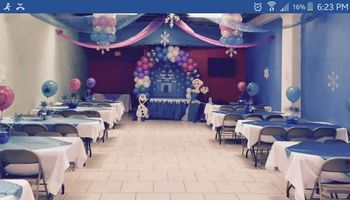 Tatis' Wonderland. Reception Hall