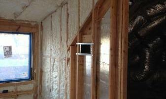 Spray Foam Insulation will save you $$$! Call J & R Pro Foam Insulation