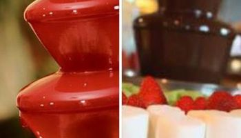 LoneStar Party Rentals - chocolate, chamoy fountains and more!