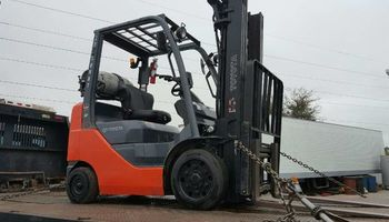 Jason Forklift Service. Equipment Hauling/Transportation