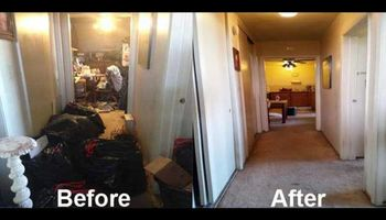 PROPERTY CLEANUPS & REMOVAL