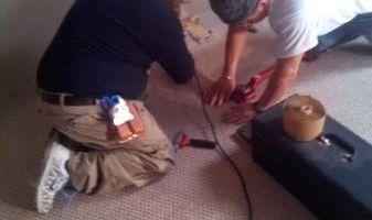 Carpet Installation and Minor Repairs