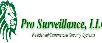 Pro Surveillance, LLC Residential/Commercial Security Systems