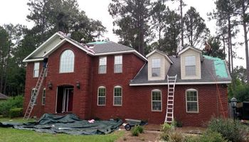 ROOF INSTALLATION AND REPAIRS. FREE ESTIMATES
