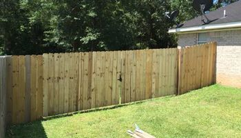 FENCE WORK BY PROFESSIONAL