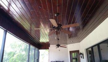Painting & Pressure Washing - garage floors, sidewalks, porches