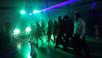 DJ/Karaoke/Stage Lighting/PA Sound