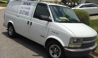 A/C Service. AYAN Heating & Air Conditioning LLC.