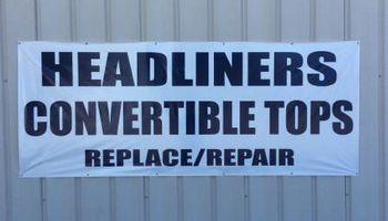 Headliners, Sun Roof repaired