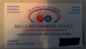 MILLS MECHANICAL. HVAC SYSTEM REPLACEMENT, CHANGE OUTS