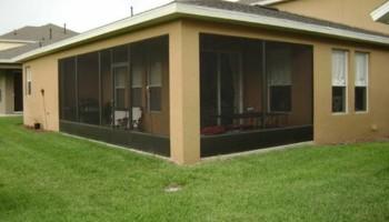 Beachside Sunroom /Screened in porch / patio enclosure