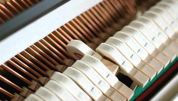 Piano tuning by John Vold - fix stuck keys, broken strings, action regulation