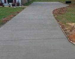 Concrete Work by LaDarius Nelson