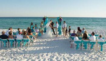 Sun hippie weddings