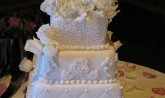 AZ Cake Shoppe. Custom Wedding Cakes